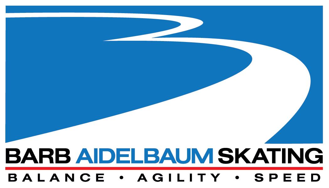 Barb Aidelbaum Skating